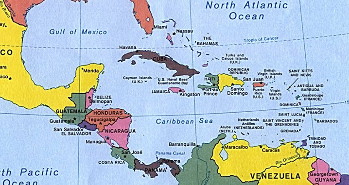 Map Of Us And Dominican Republic: Map Of United States And Dominican Republic At Usa Maps