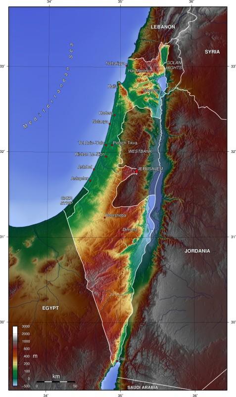 Israel_topo_en