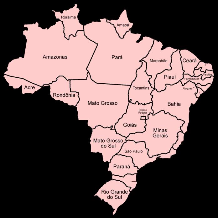 Brazil_states_named