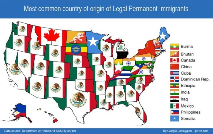 most-common-country-immigrants