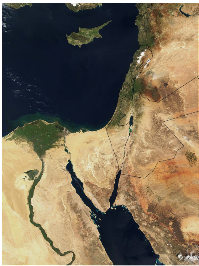 egypt and levant satellite map.png