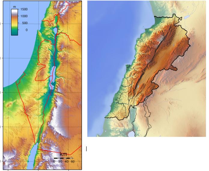 israel and lebanon topography.png
