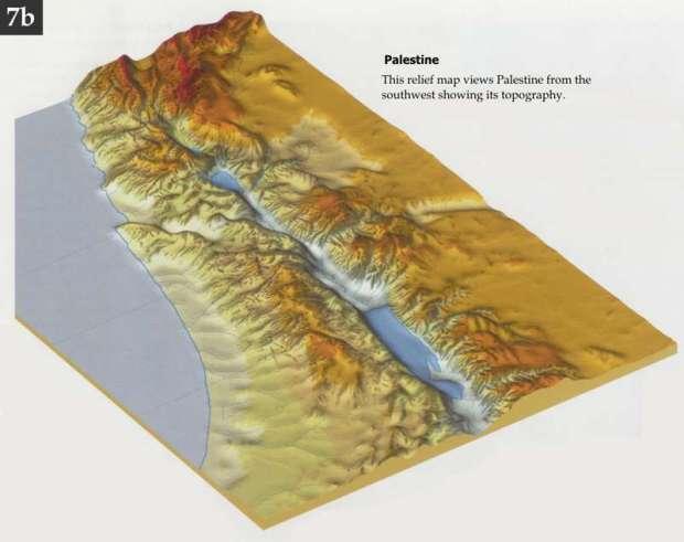 Israel-Palestine topography.jpg