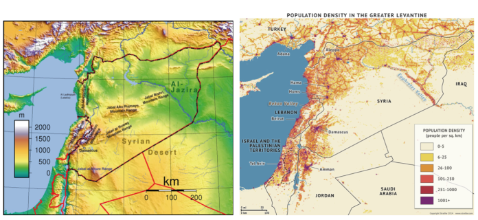 levant-topography-and-population-density