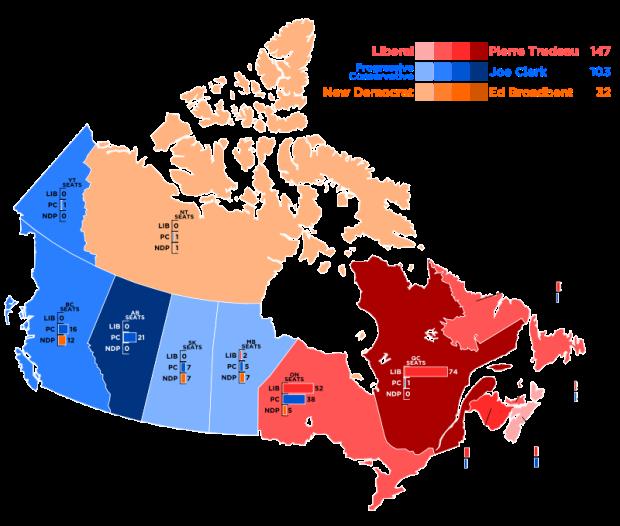 canada 1980 election