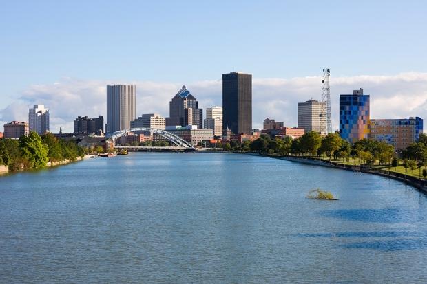 Rochester New York Skyline.jpg