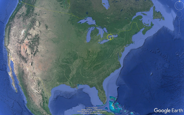 Golden Horseshoe in North America.png