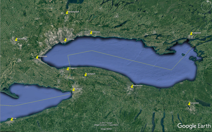 Greater Golden Horseshoe